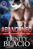 Abandoned: Book Two in the Running in Fear Series
