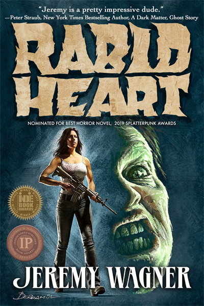 Rabid Heart | Riverdale Avenue Books - premier publisher of pop