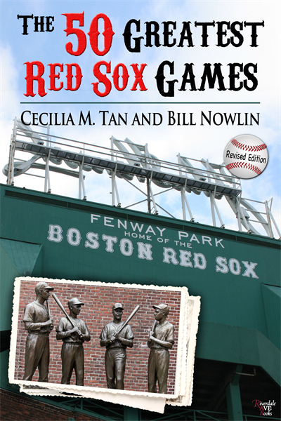 50 Best Mystery Writers: The 50 Greatest Red Sox Games (2013 Edition)