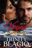 Vegas is Burning Book One of The Rings of Fire Series